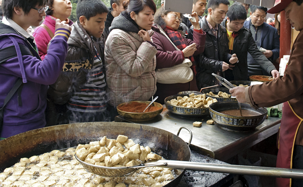 Chengdu Street Food