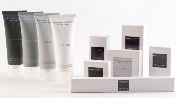 JW Marriott Introduces New Aromatherapy Bath Amenities