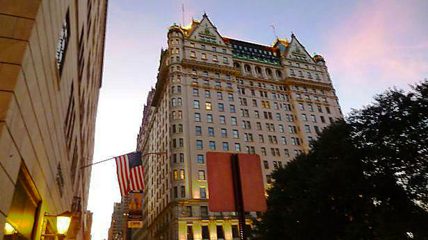 Hotel Review: The Plaza, New York