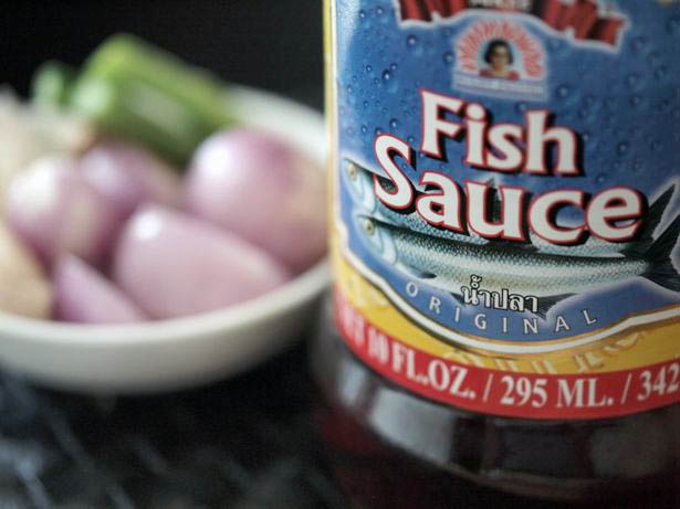 Fish sauce the main ingredient in asian cooking macaron for Cooking with fish sauce