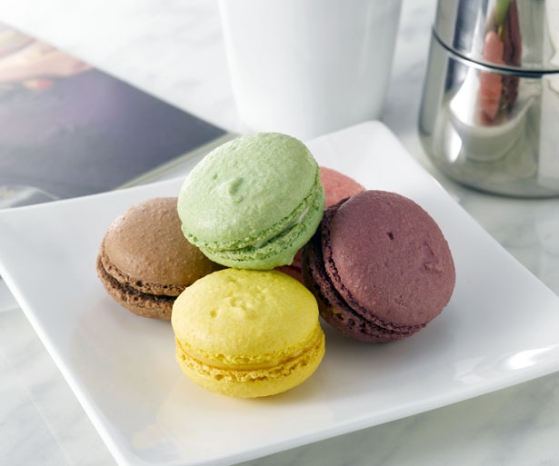 French Macaron with Buttercream Filling