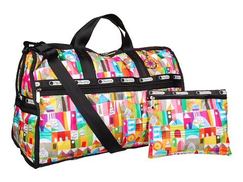"""Disney """"It's a Small World"""" Collection by LeSportsac Now Available"""