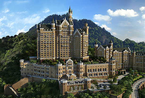 Luxury collection castle hotel dalian macaron magazine for Luxury collection hotels
