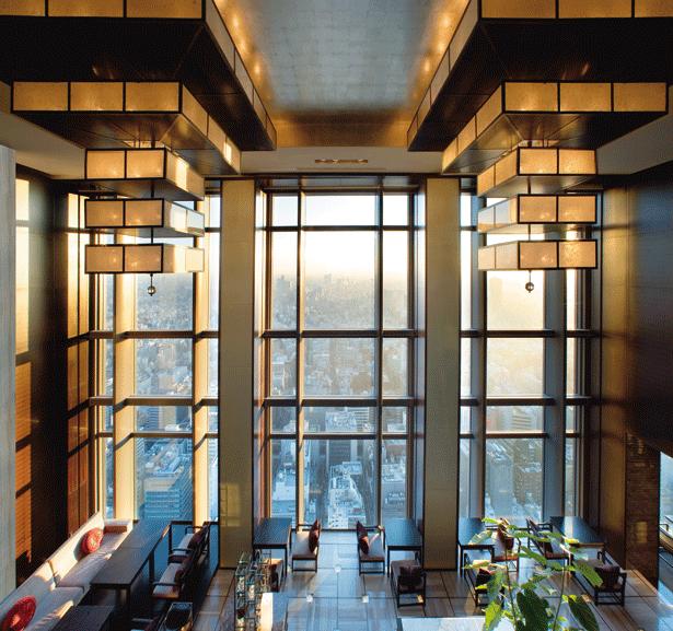 Five of the Best: Tokyo's Super-Luxury Hotels