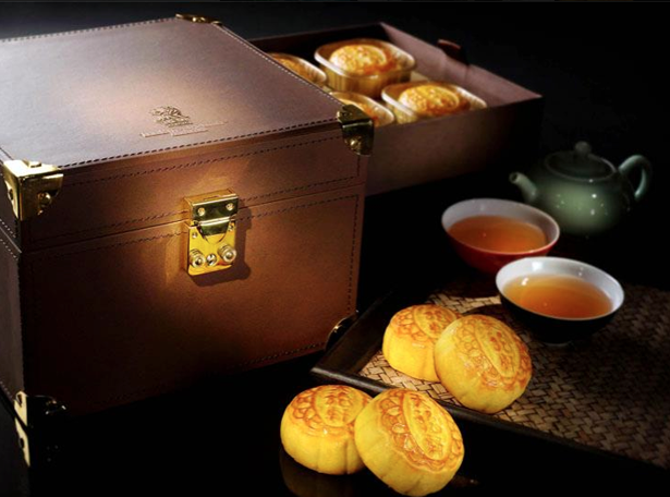 Luxury Mooncakes Galore 2012 Hong Kong And Singapore