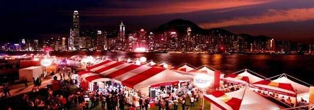 Indulge in the American Express Hong Kong Wine and Dine Festival 2012