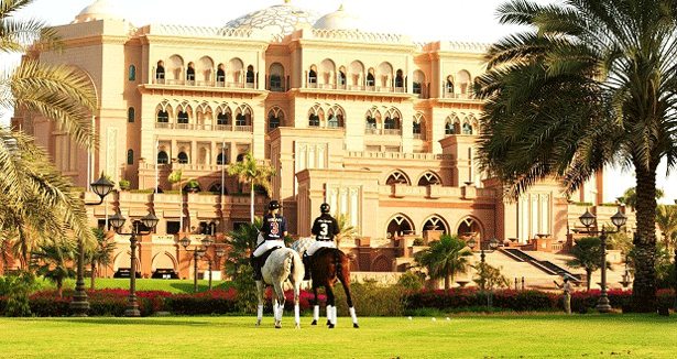Fit For A King Emirates Palace To Host Exclusive Polo Tournament