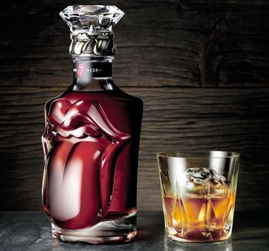 Suntory Honors the Rolling Stones with a US $6300 Limited Edition Whiskey
