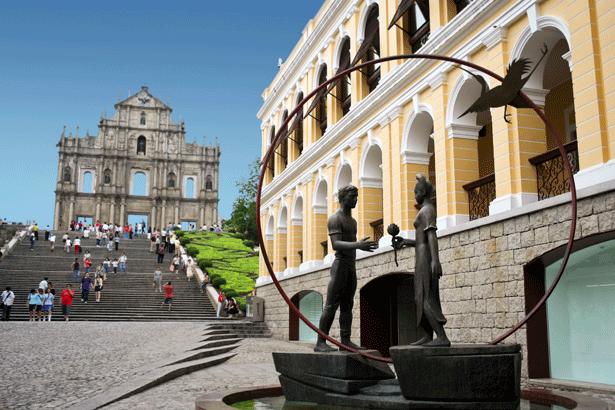 Destination Guide: Macau, China