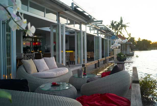 Dinner and Drinks with a River View at HCMC's The Deck