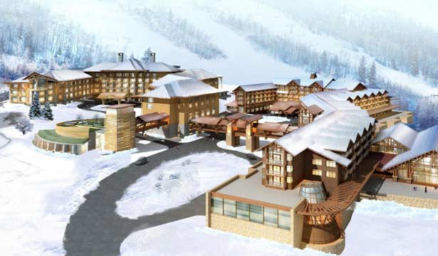 Get Back to Nature with Changbaishan, China and Starwood's First Dual-Branded Ski Resort Complex