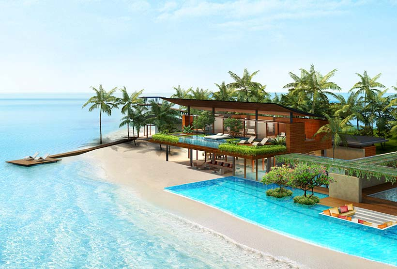 New Levels of Exclusivity at Coco Privé Kuda Hithi Island