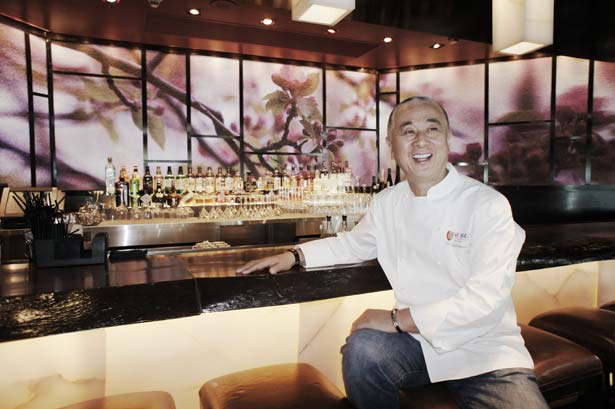 Interview with Celebrity Chef Nobu Matsuhisa
