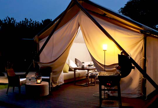 Glamping or Just Plain Glamour? A Stay at The Shilla Jeju in South Korea