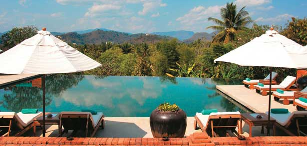 Relaxation and Romance at Luang Prabang's La Résidence Phou Vao