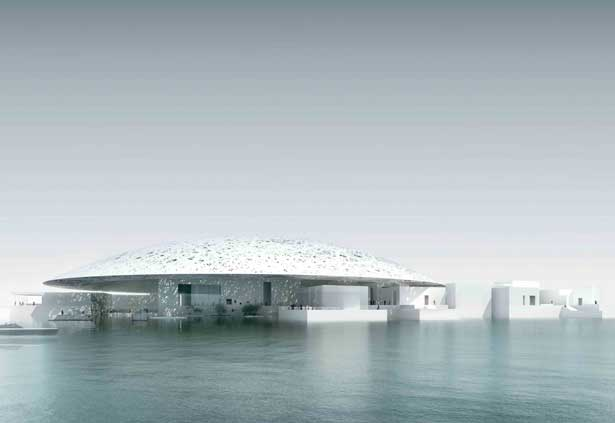 Louvre Abu Dhabi Once Again a Go, Will Open in 2015