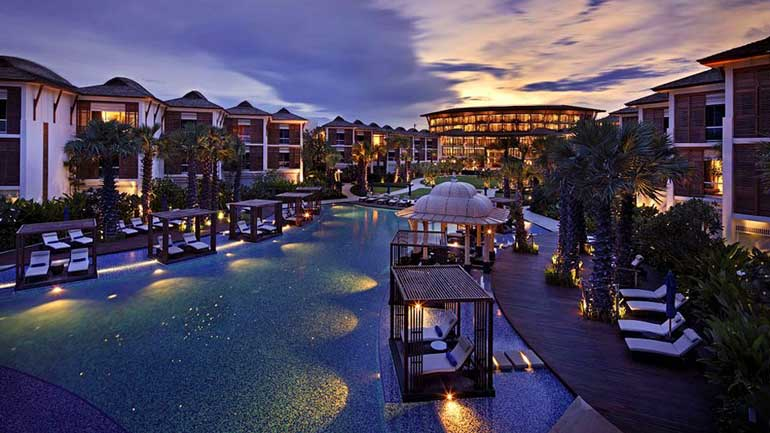 Magical and Enchanting: InterContinental Hua Hin Resort, Thailand