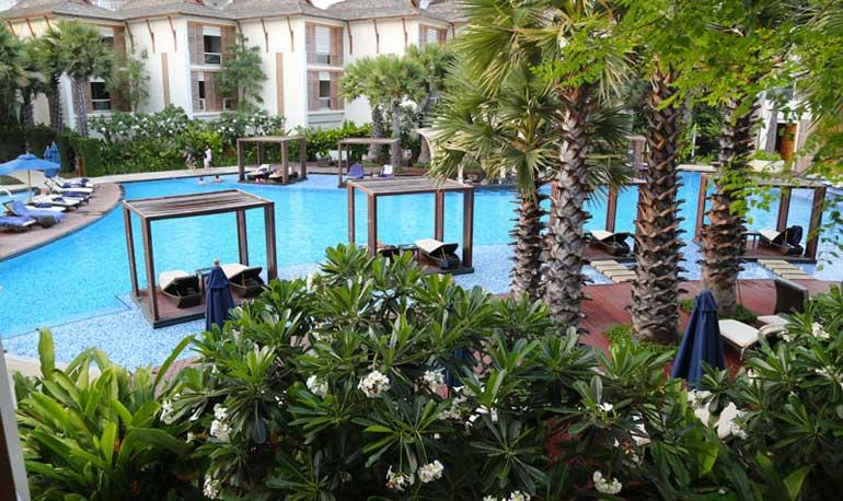 Magical And Enchanting Intercontinental Hua Hin Resort