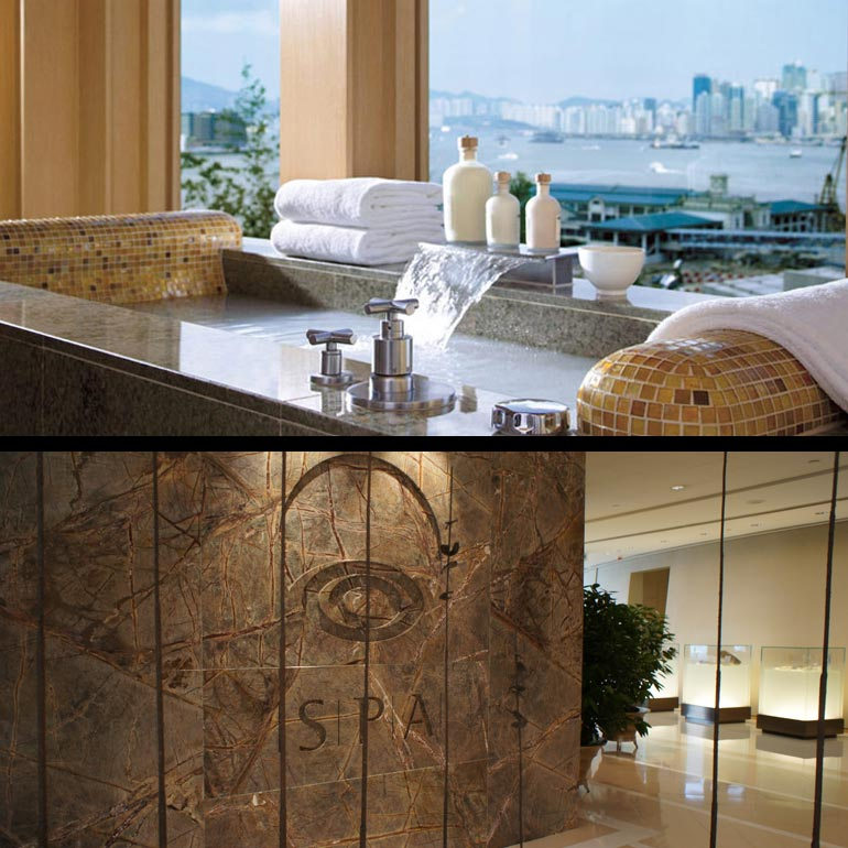 Hong Kong's Best Spas – Four Seasons Hotel Hong Kong Spa