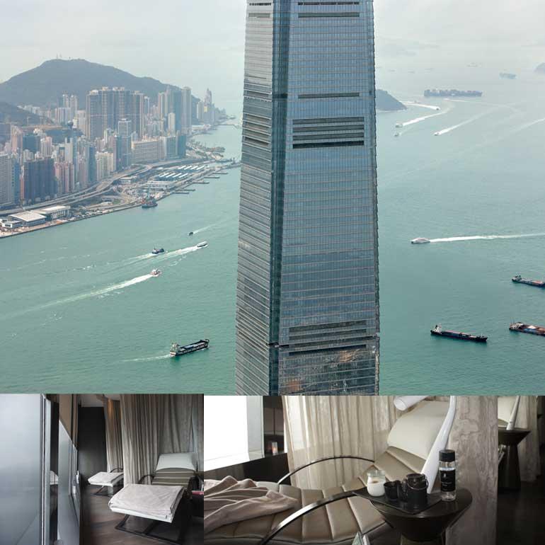 Hong Kongs's Best Spas - The Ritz-Carlton, Hong Kong SPA By ESPA