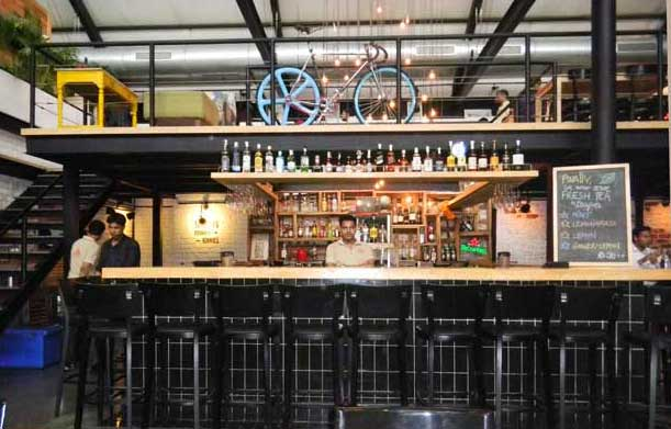 Café Zoe Mumbai's mill-area delight