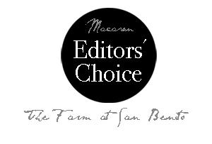 Editors' Choice Award - The Farm at San Benito