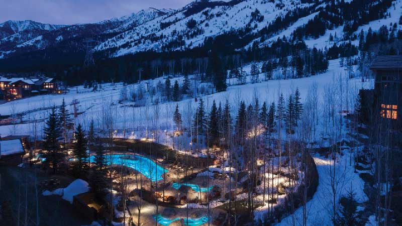 North America's Top 5 Ski Four Seasons Jackson Hole  Resorts