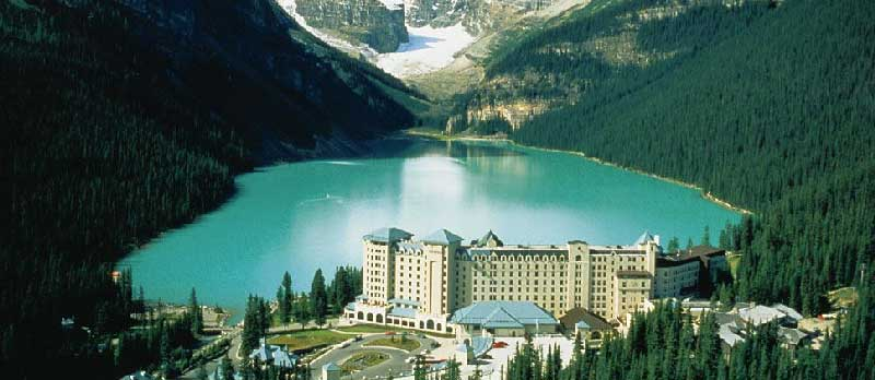 North America's Top 5 Ski Resorts The Fairmont Chateau Lake Louise