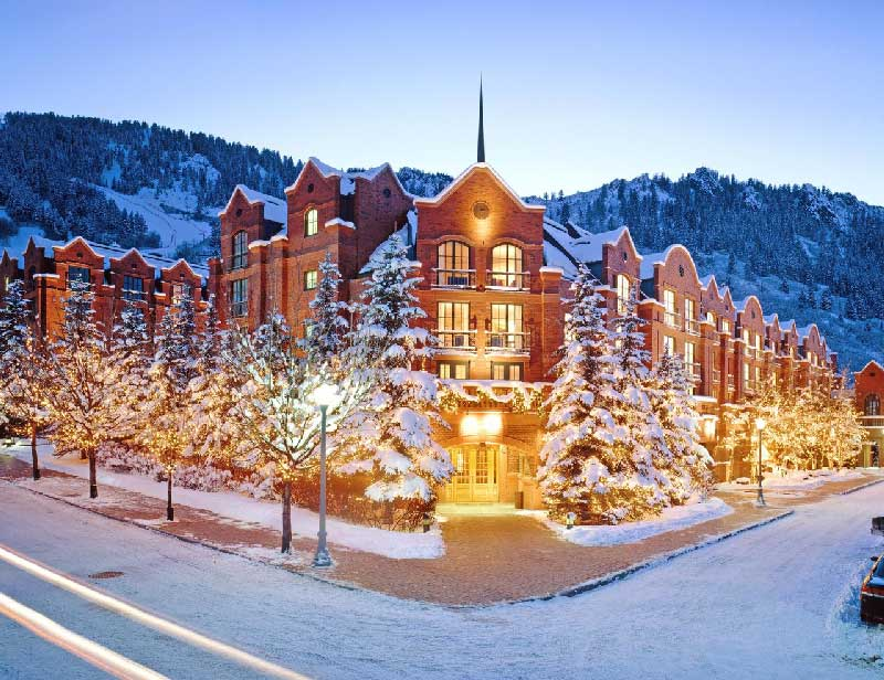 North America's Top 5 Ski Resorts The St. Regis Aspen Resort