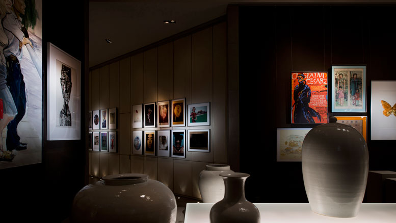 """Alan Chan Launches """"Home Away from Home (27)"""" at Park Hyatt Shanghai"""