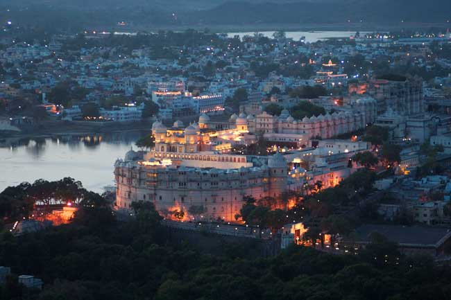 Udaipur – The Most Romantic City in India
