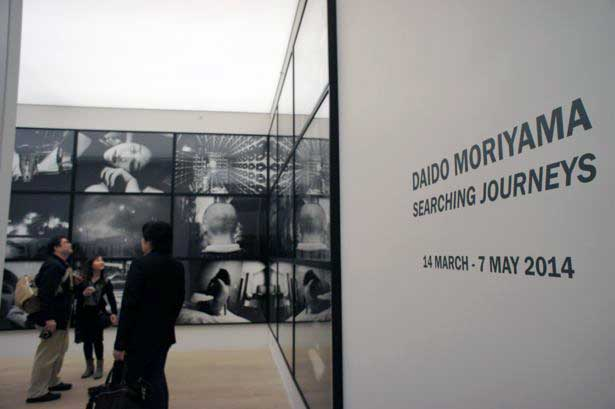 Gallery: Opening Reception, Searching Journeys by Daido Moriyama