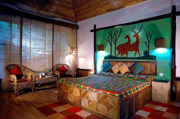 The Nature Heritage Resort, Eco-Tourism in Bandhavgarh Tiger Reserve