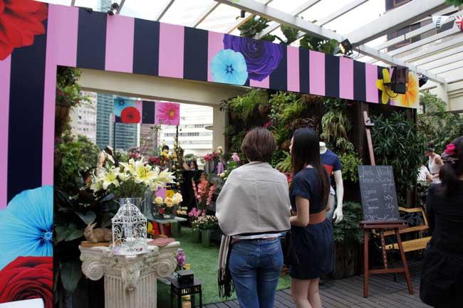 Gallery: Jack Wills Secret Garden Party in Hong Kong; Summer Collection 2014