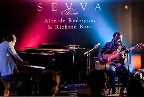 SEVVA to host Jazz Pianist Alfredo Rodriguez in Hong Kong