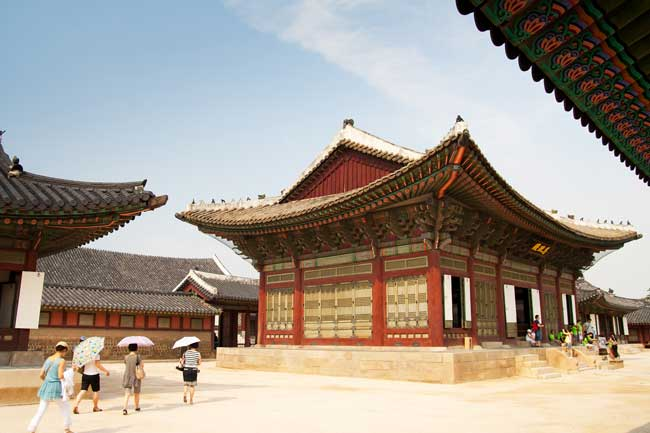 5 Historic Landmarks in Seoul