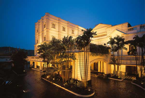 The Oberoi Grand, Kolkata: Old World Opulence