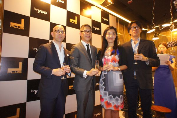 Gallery: J Plus Hotel By YOO Relaunch Party