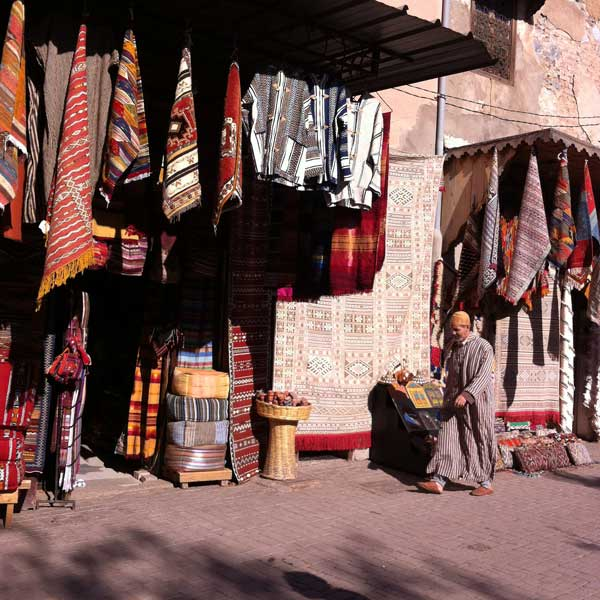 The Souks of Marrakech – A Shopper's Paradise