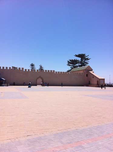 Essaouira – A Welcome Seaside Break