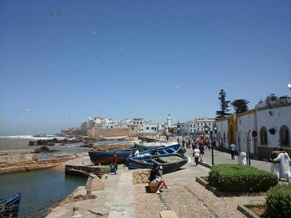Essaouira – A Welcome Seaside Break