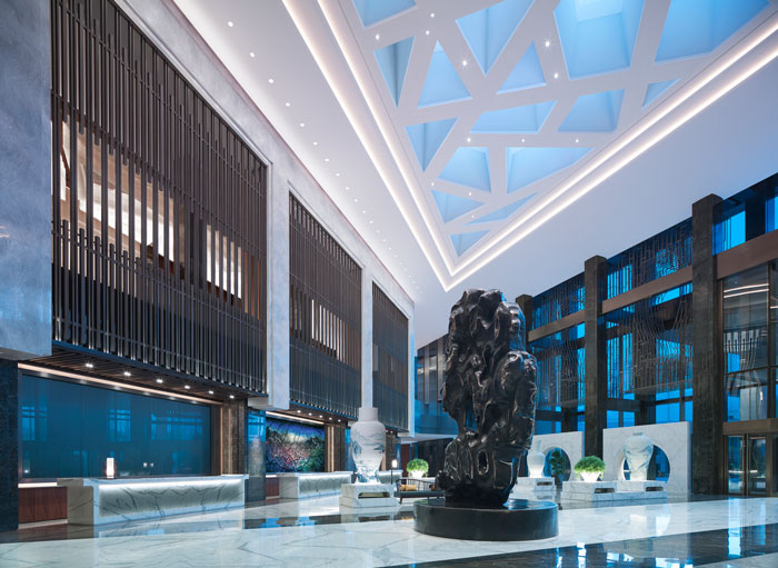 Ming Dynasty-inspired NUO Hotel Beijing Opens Its Doors
