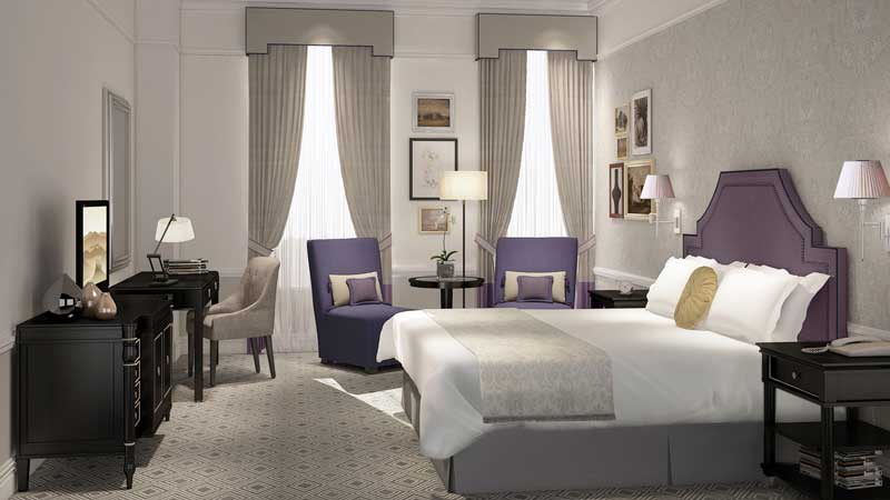 The Langham, London Opens Its Curtains For The Regent Wing