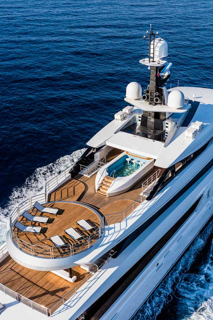 Tankoa Superyacht Suerte Set to Debut At Monaco Yacht Show