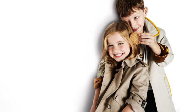 Burberry Spring-Summer Children's Collection