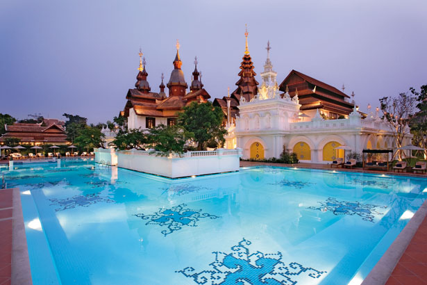 Hotel Review: Mandarin Oriental Dhara Dhevi, Chiang Mai (Part II)