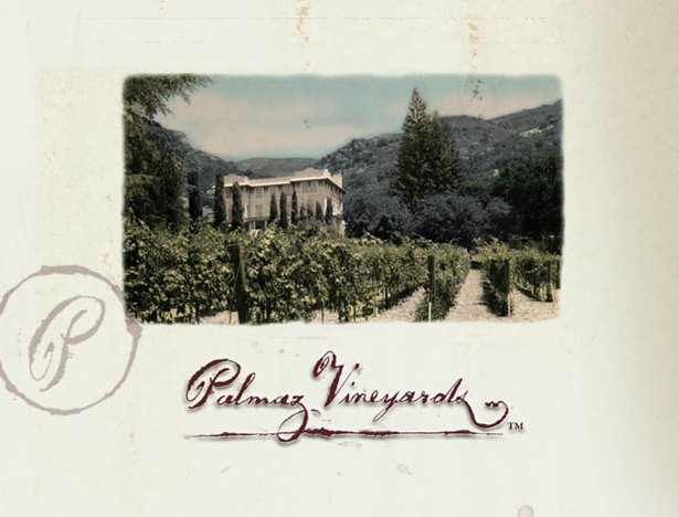 Wine Destination: Palmaz Winery, Napa Valley