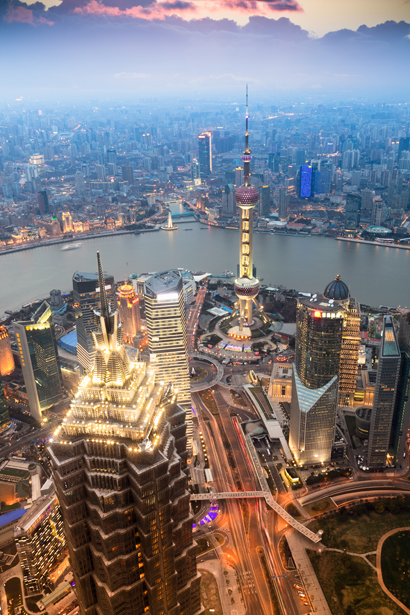 Travel Guide to Shanghai, China