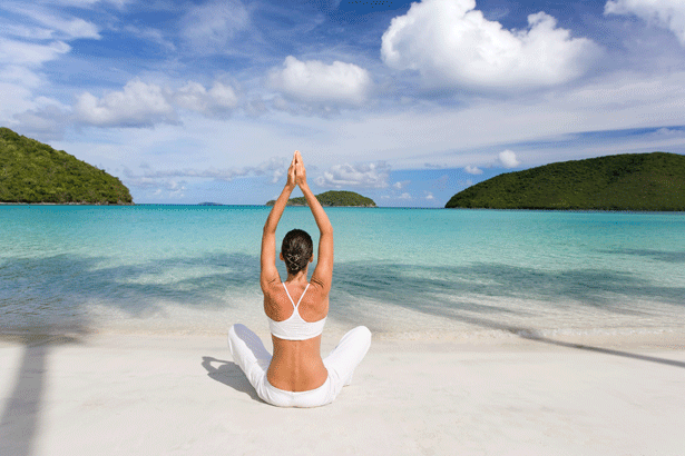 Total Beauty from Head to Toe: 5 Yoga Poses You Can Use Today