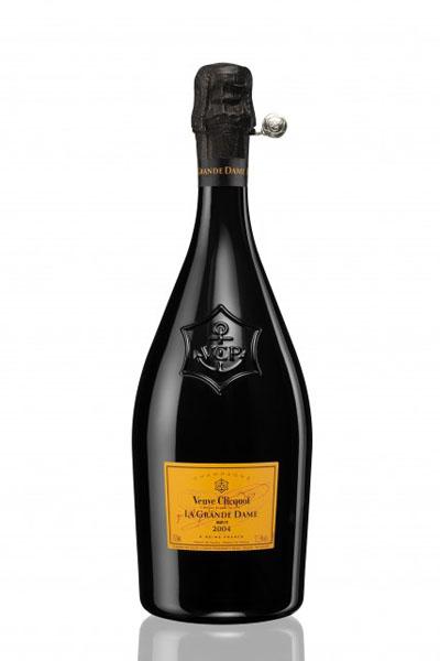 Veuve Clicquot Releases La Grande Dame 2004